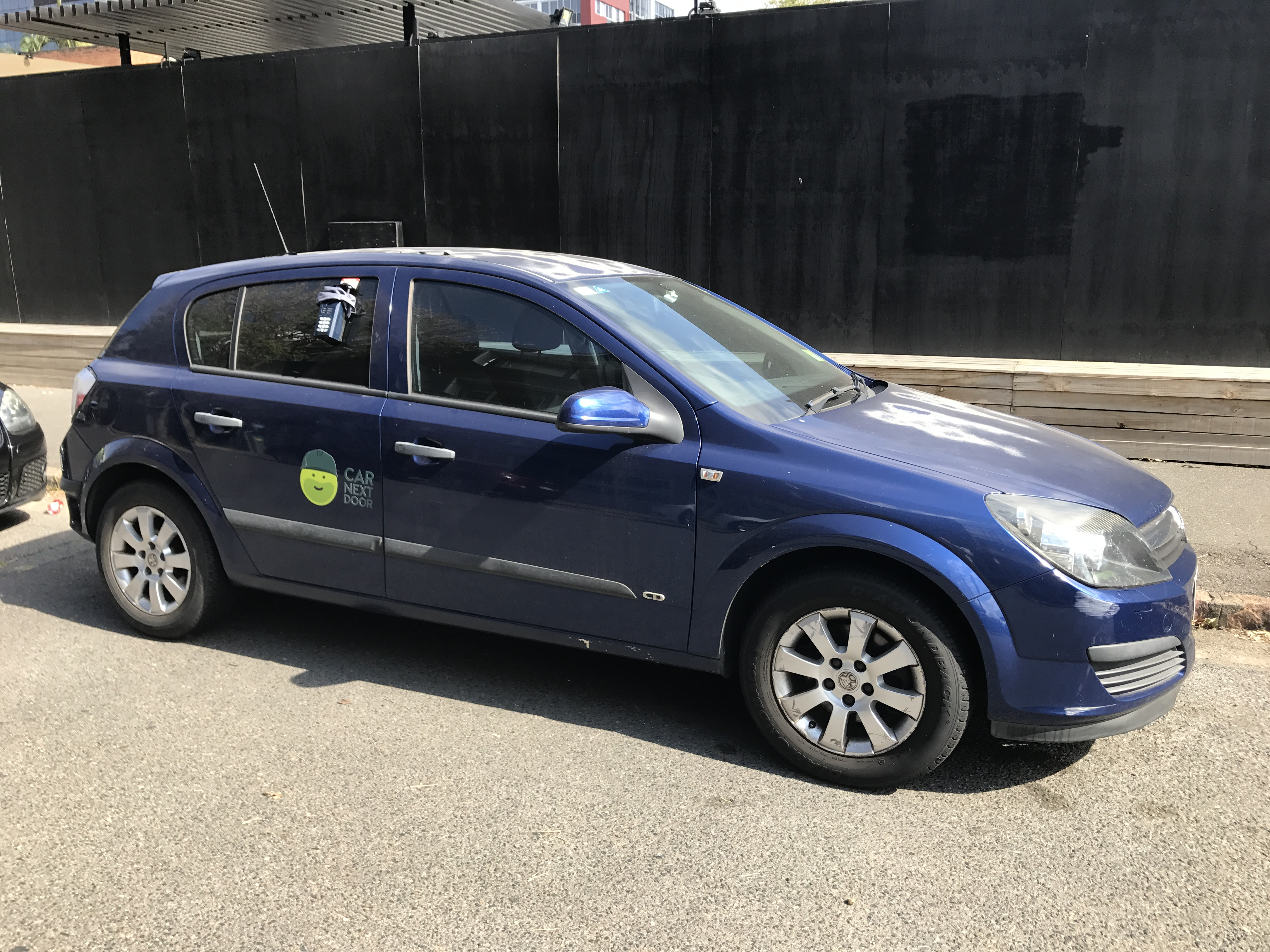 Picture of Mark's 2006 Holden Astra