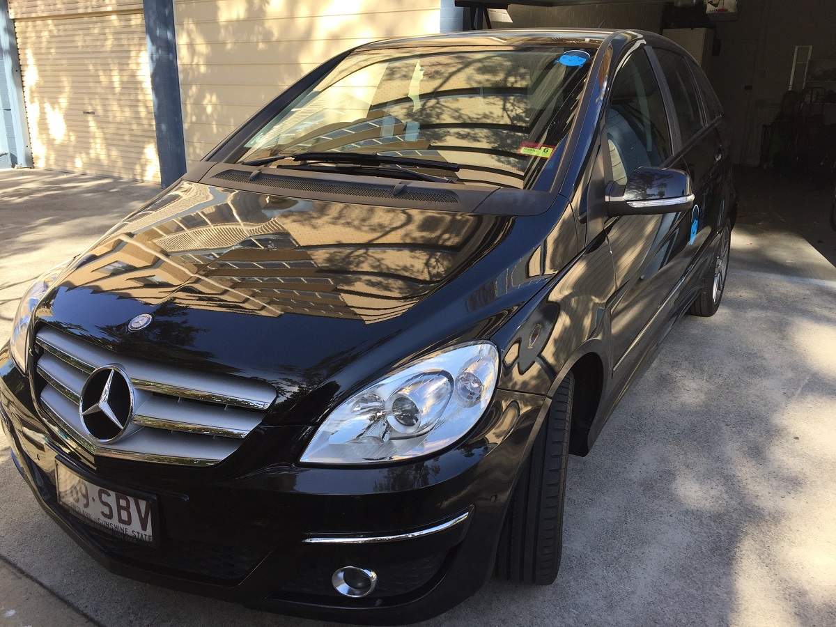 Picture of Sandra's 2011 Mercedes-Benz B180