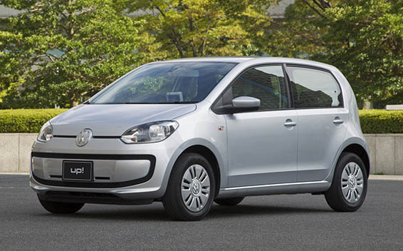 Picture of Eyal's 2014 Volkswagen UP!
