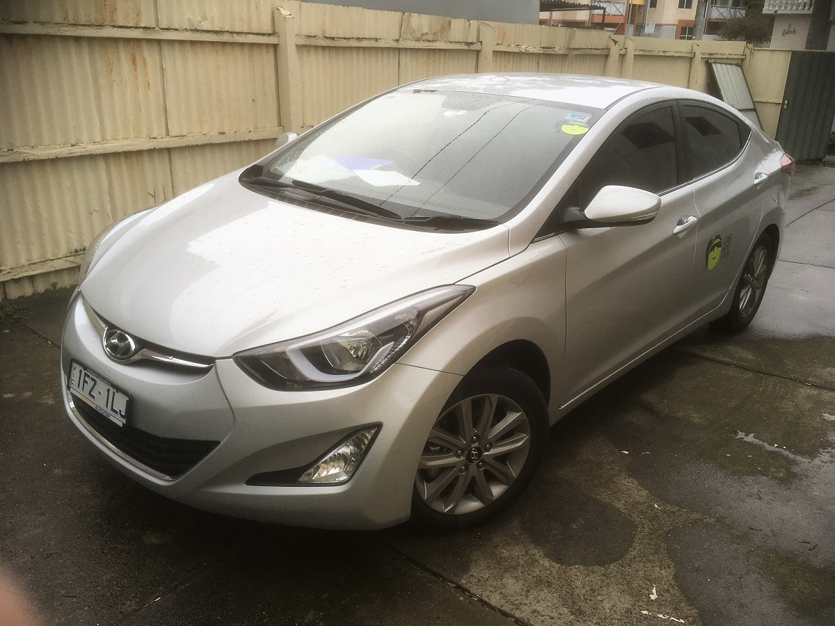 Picture of Vincent's 2016 Hyundai Elantra