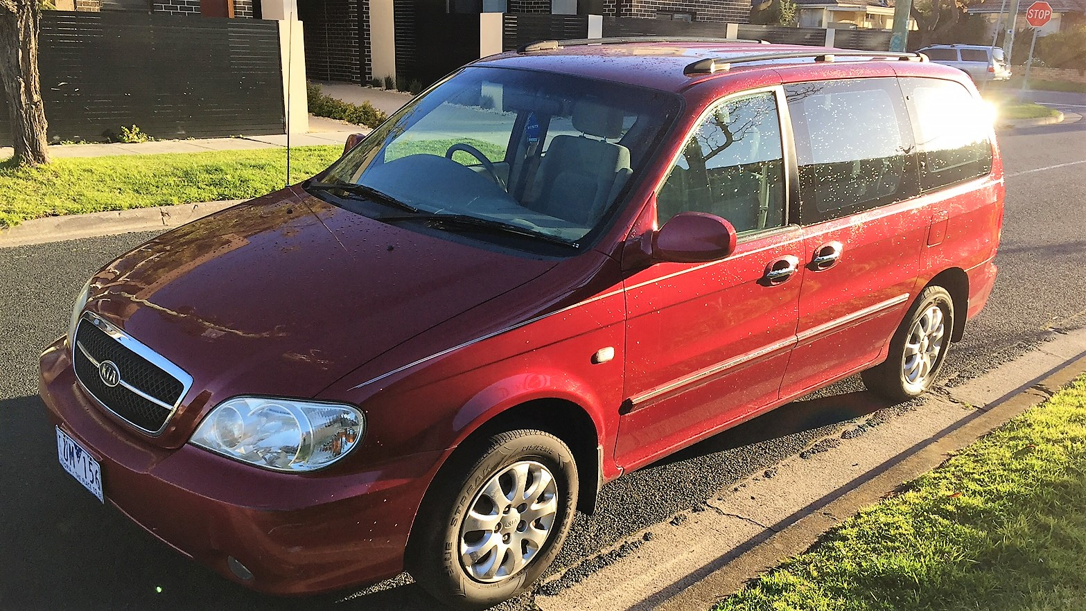 Picture of Shalom's 2005 Kia Carnival