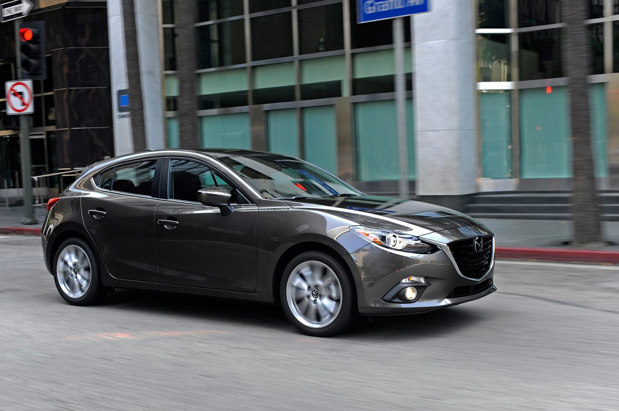 Picture of Eleanor's 2014 Mazda 3