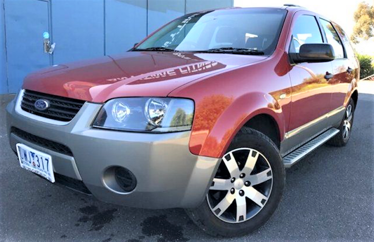 Picture of Gary's 2007 Ford Territory  7 Seater