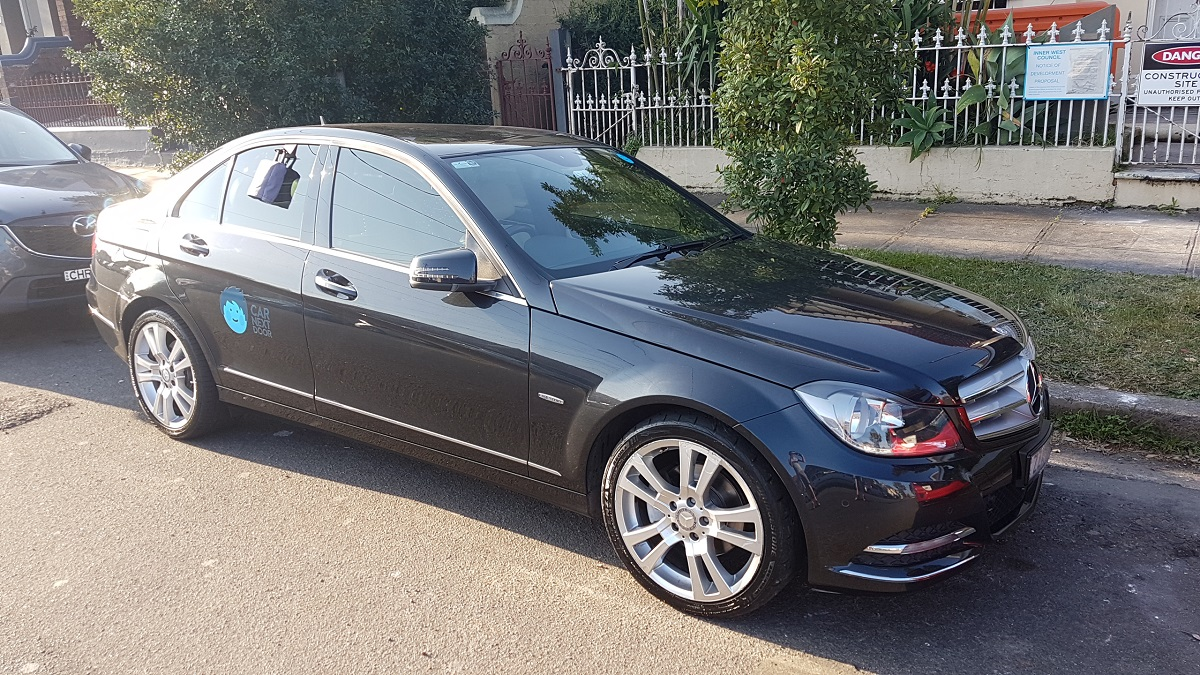 Picture of Fran's 2011 Mercedes C250