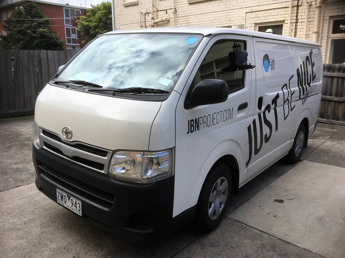 Picture of Josh's 2013 Toyota Hiace