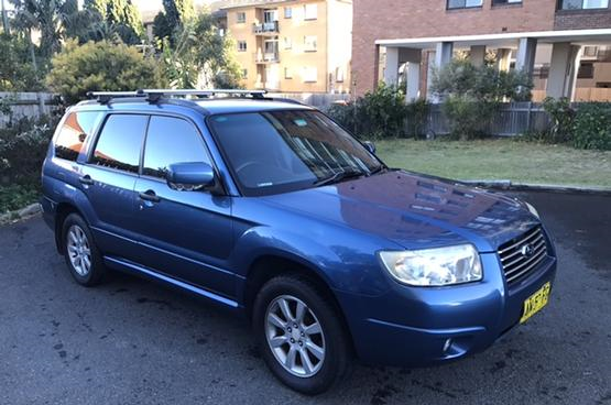 Picture of William's 2006 Subaru Forester