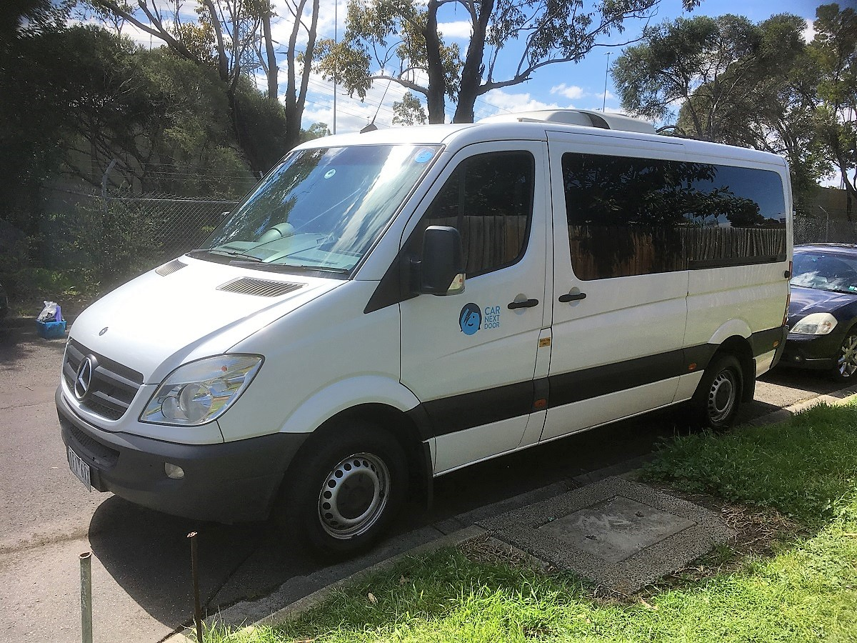 Picture of Kaushang's 2011 Mercedes Sprinter