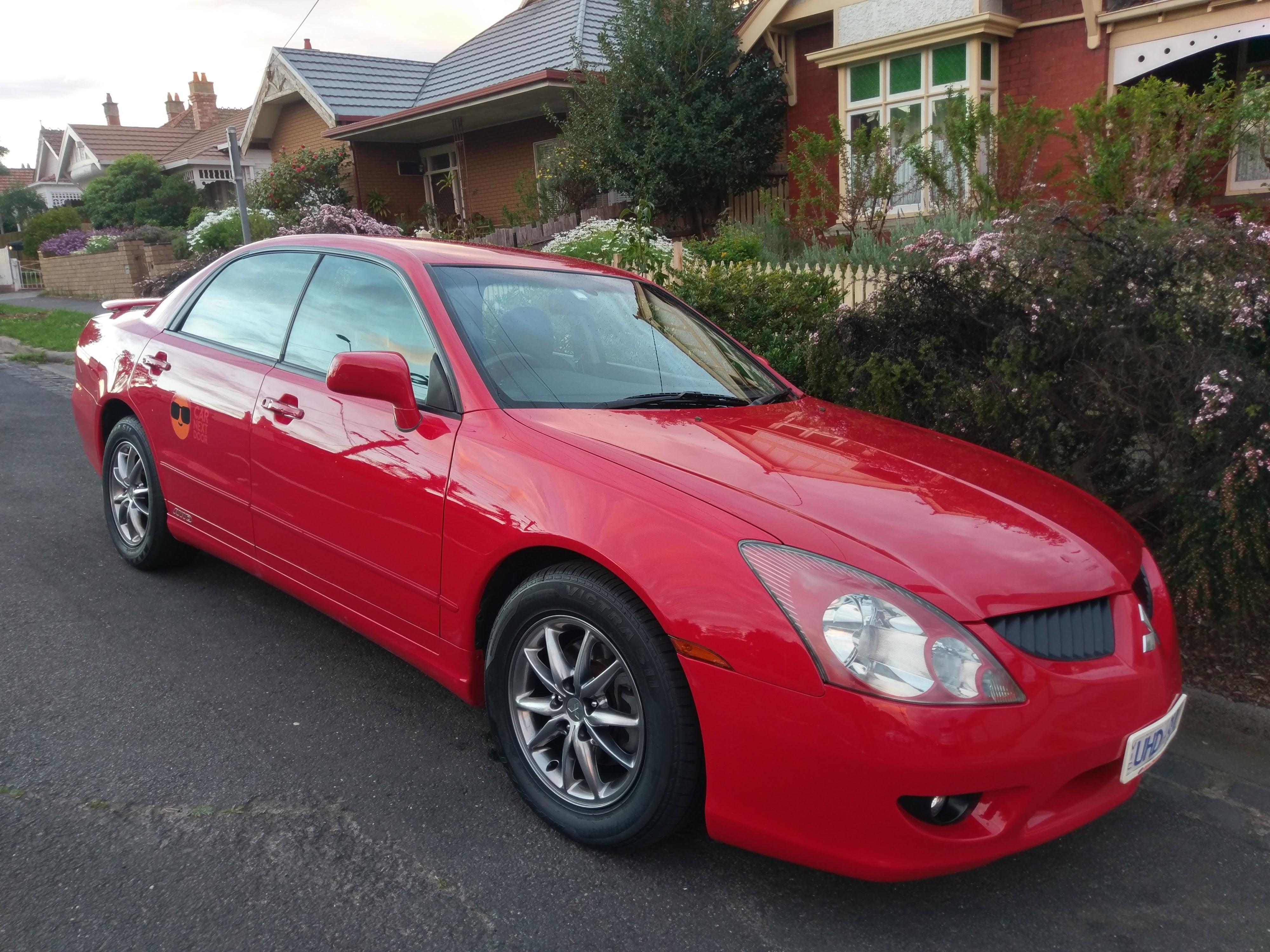 Picture of Matthew's 2004 Mitsubishi Magna