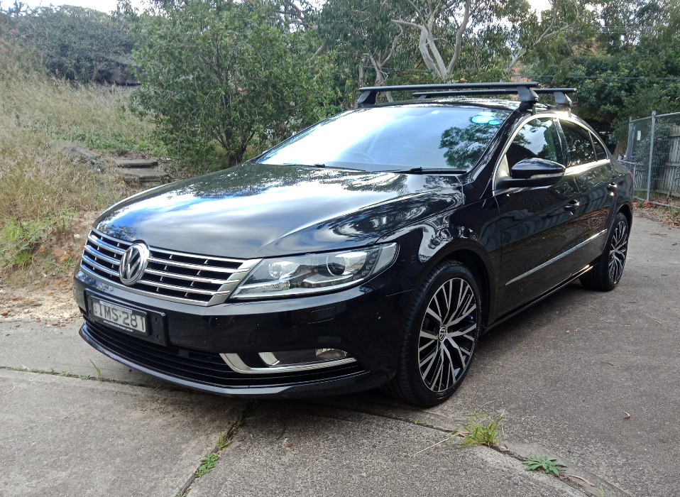 Picture of Ian's 2014 Volkswagen CC