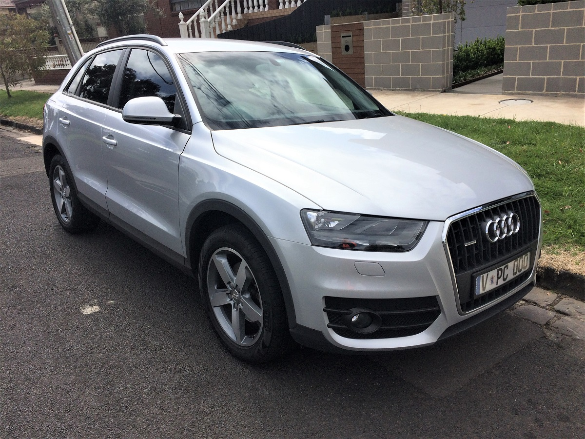 Picture of Peter's 2013 Audi Q3
