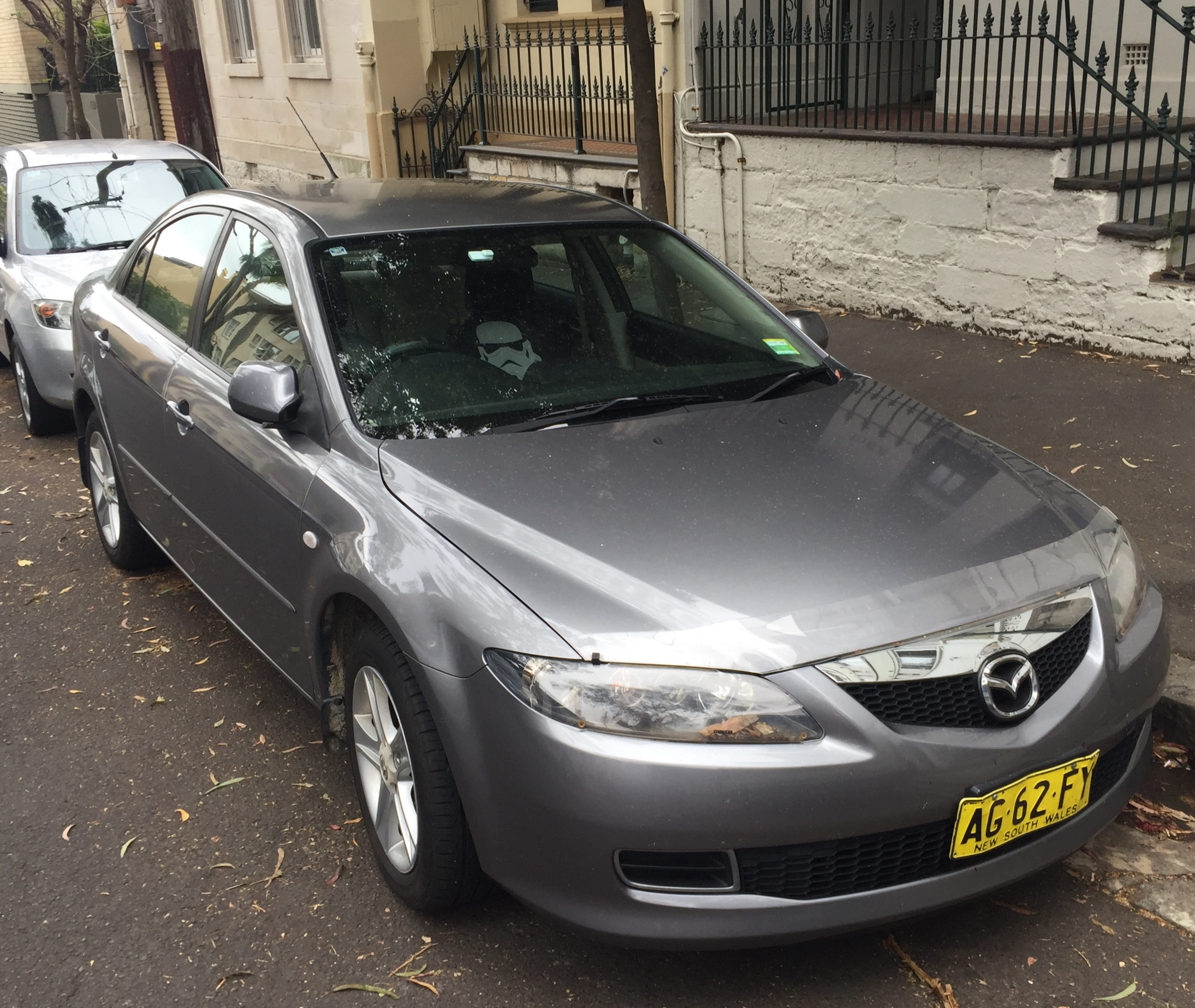 Picture of Luke's 2005 Mazda 6