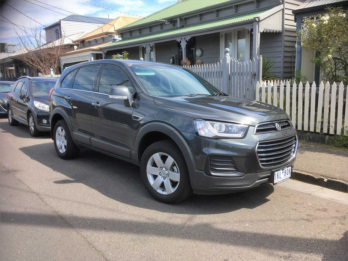 Picture of Joshua's 2017 Holden Captiva