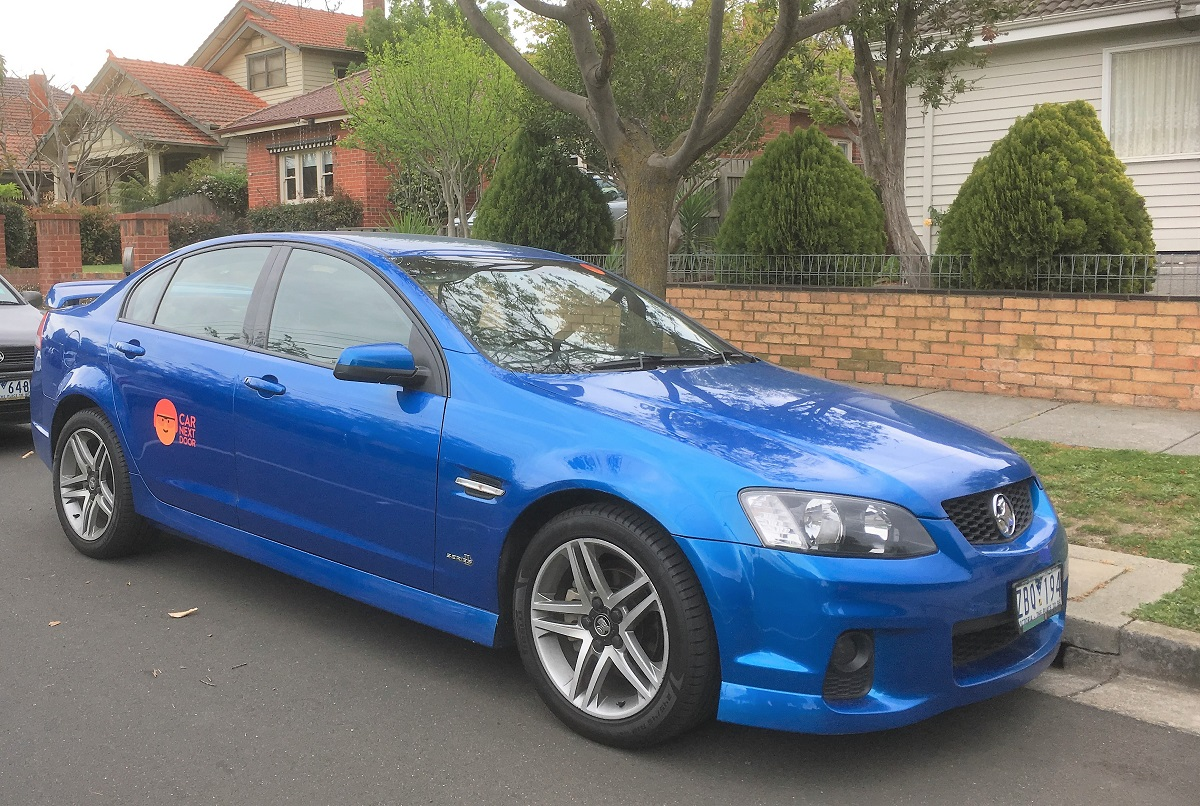 Picture of Jarrod's 2010 Holden SV6