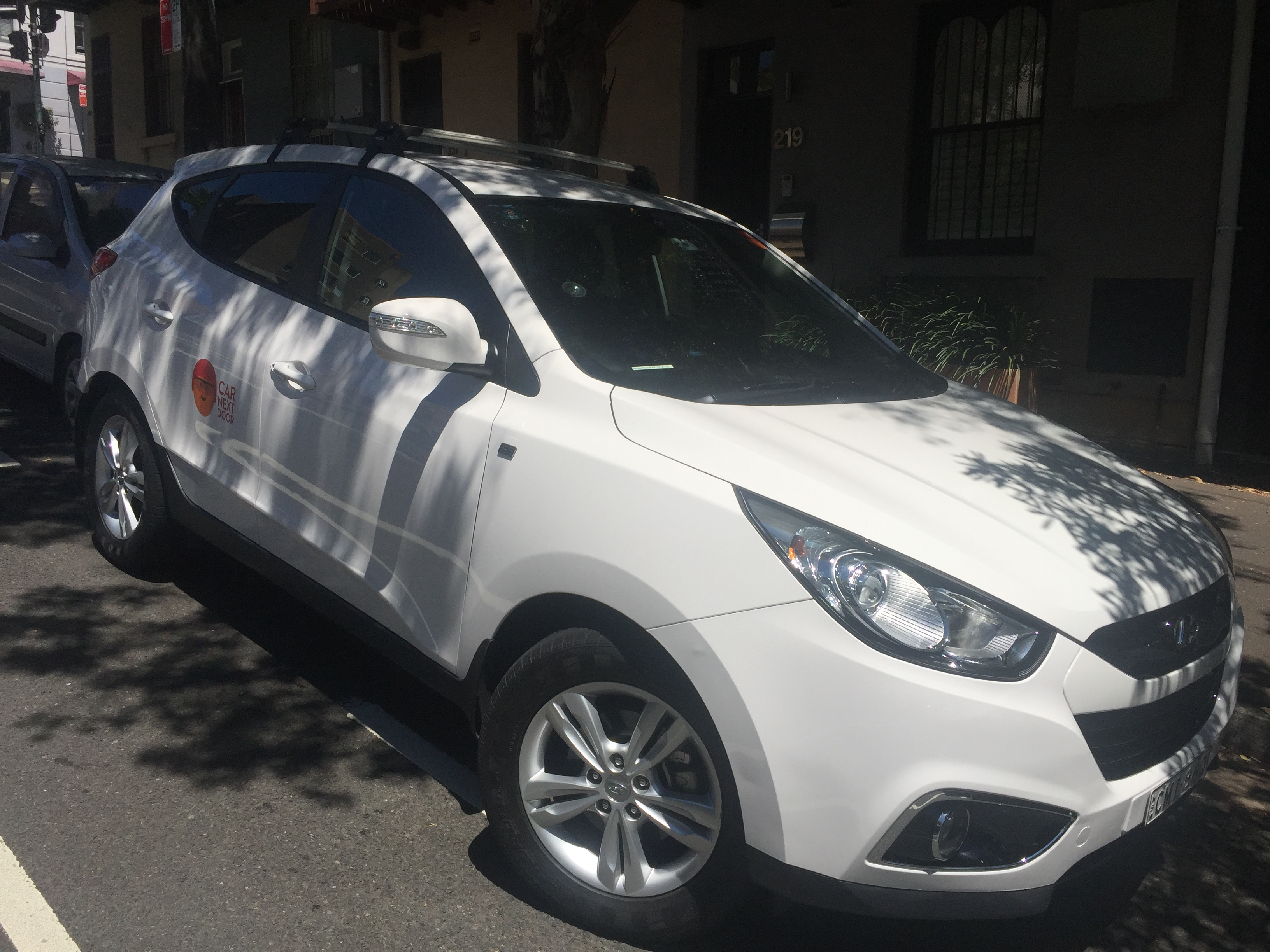 Picture of Gregory's 2013 Hyundai ix35 special edition