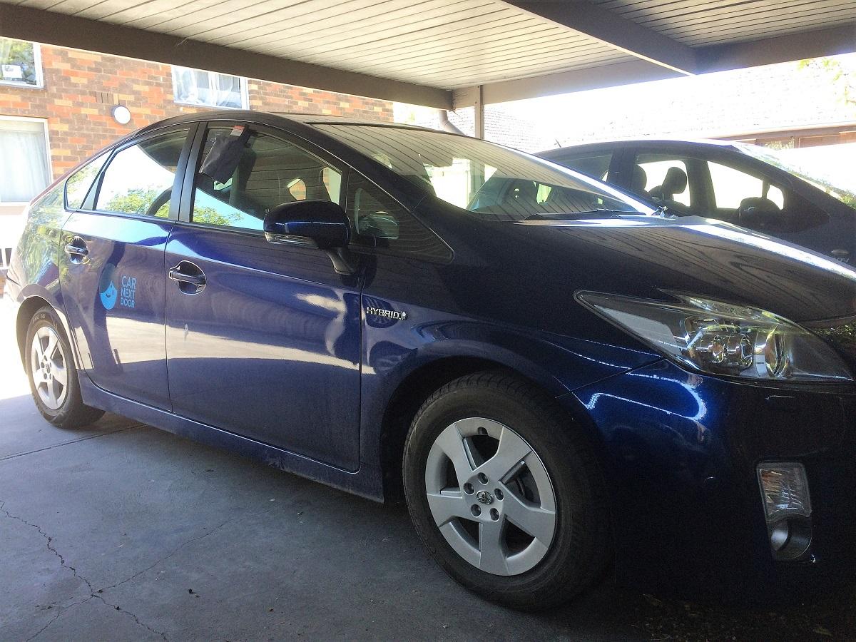 Picture of Jessica's 2010 Toyota Prius