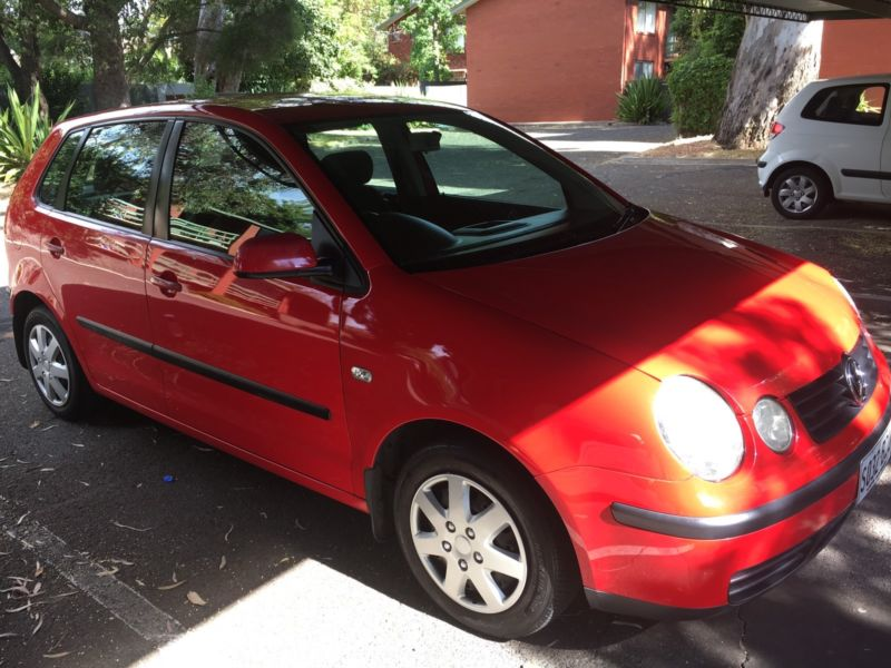Picture of Zeid's 2002 Volkswagen Polo
