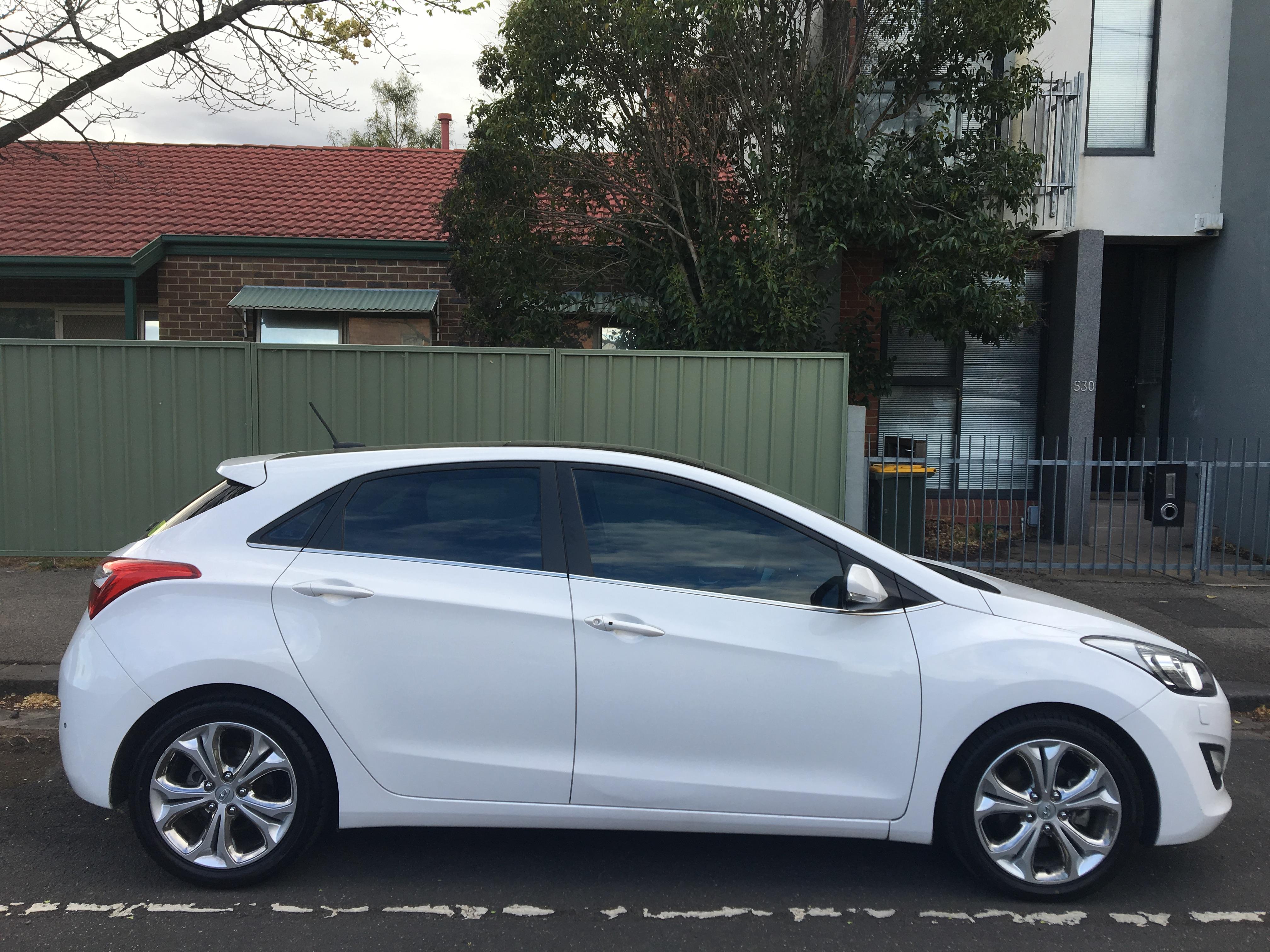 Picture of Liam's 2013 Hyundai i30