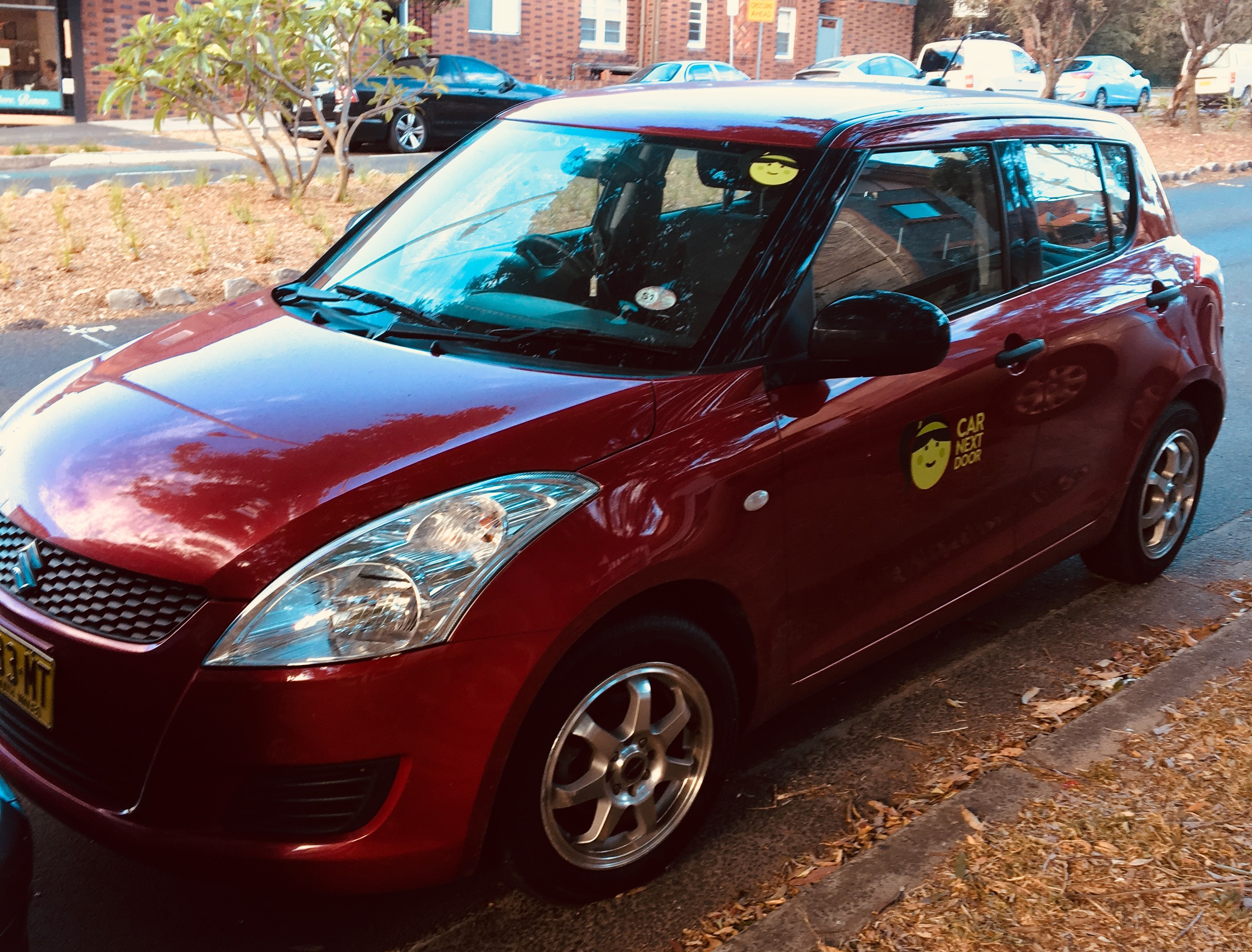 Picture of Alexandra's 2011 Suzuki Swift