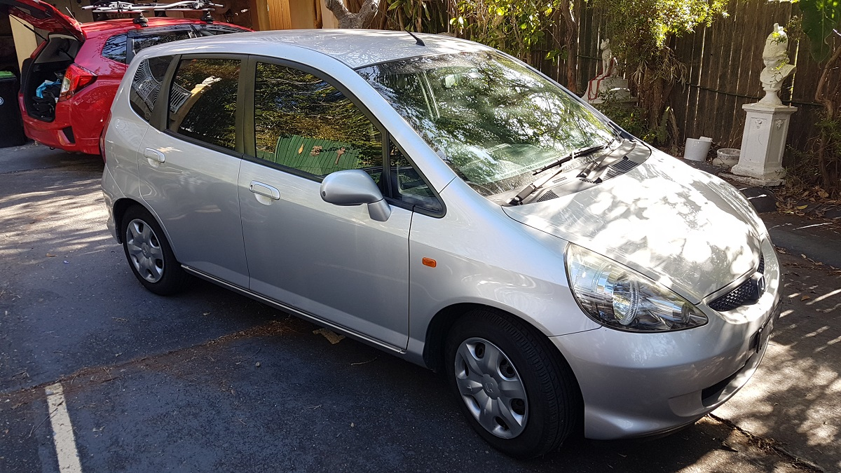 Picture of Diane's 2005 Honda Jazz