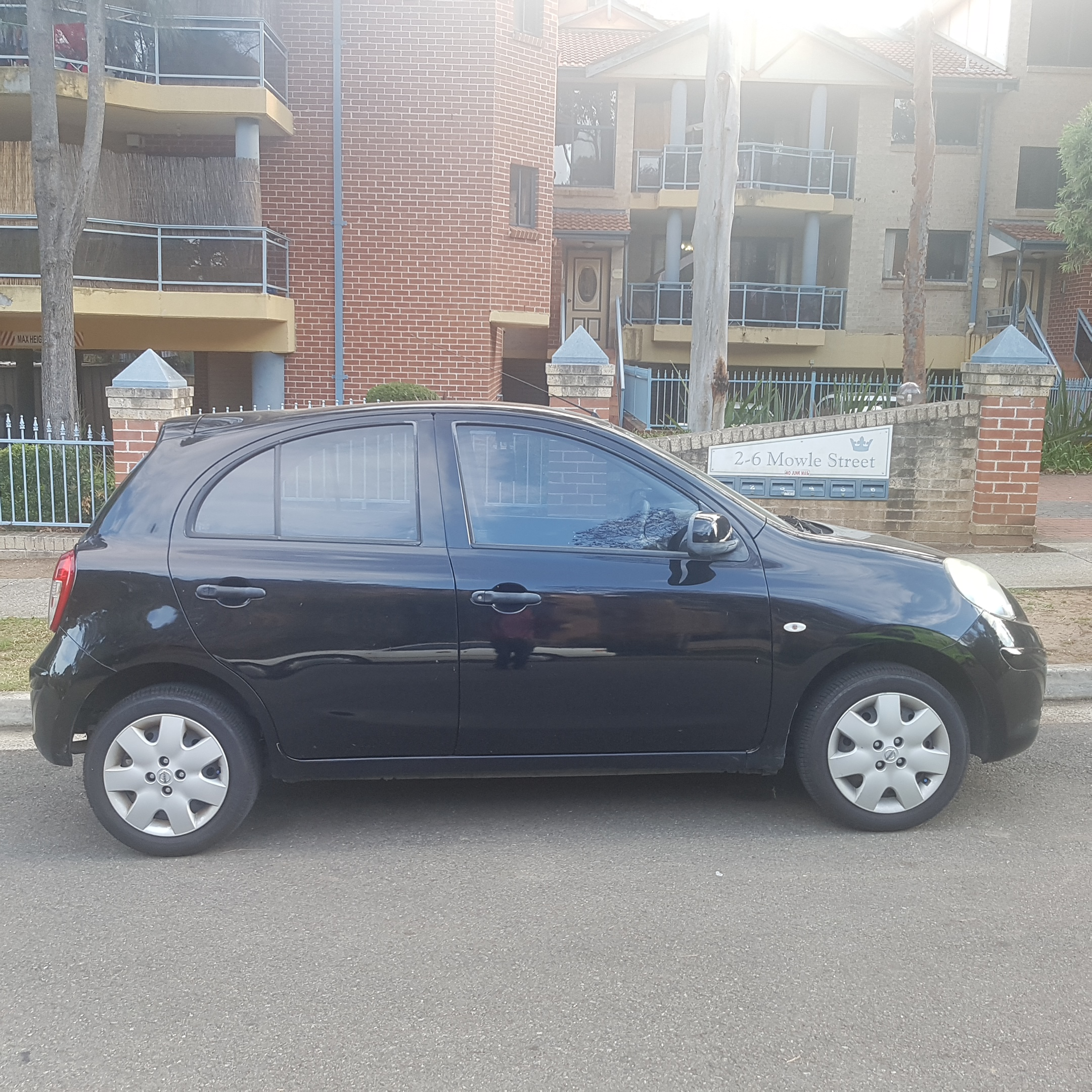 Picture of Umesh's 2011 Nissan Micra