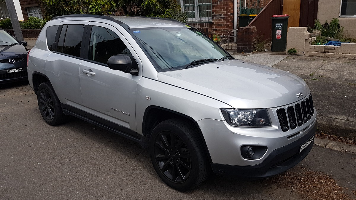 Picture of Mark's 2012 Jeep Compass