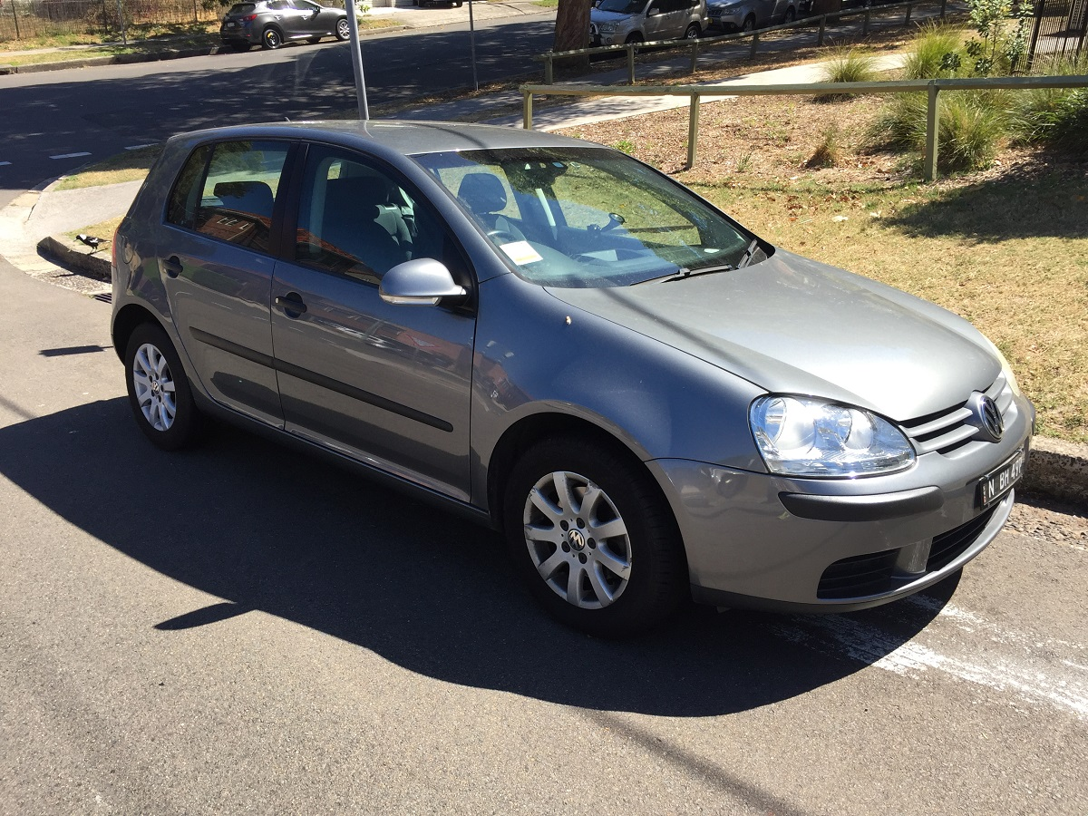 Picture of Simon's 2007 Volkswagen Golf