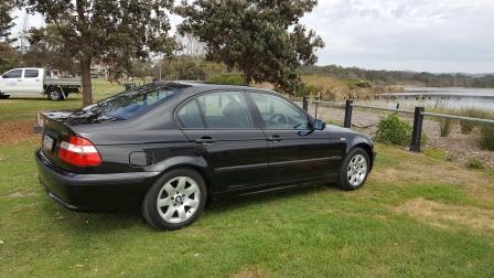 Picture of Keshavan's 2005 BMW 318i