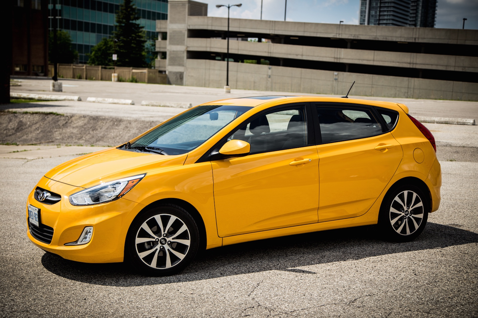 Picture of Lachlan's 2015 Hyundai Accent