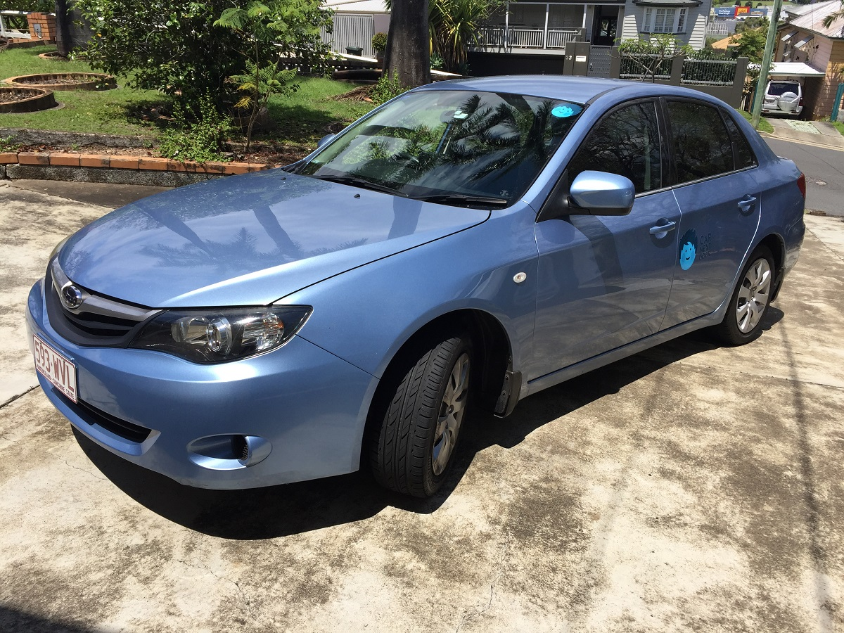Picture of Sharon's 2010 Subaru Impreza