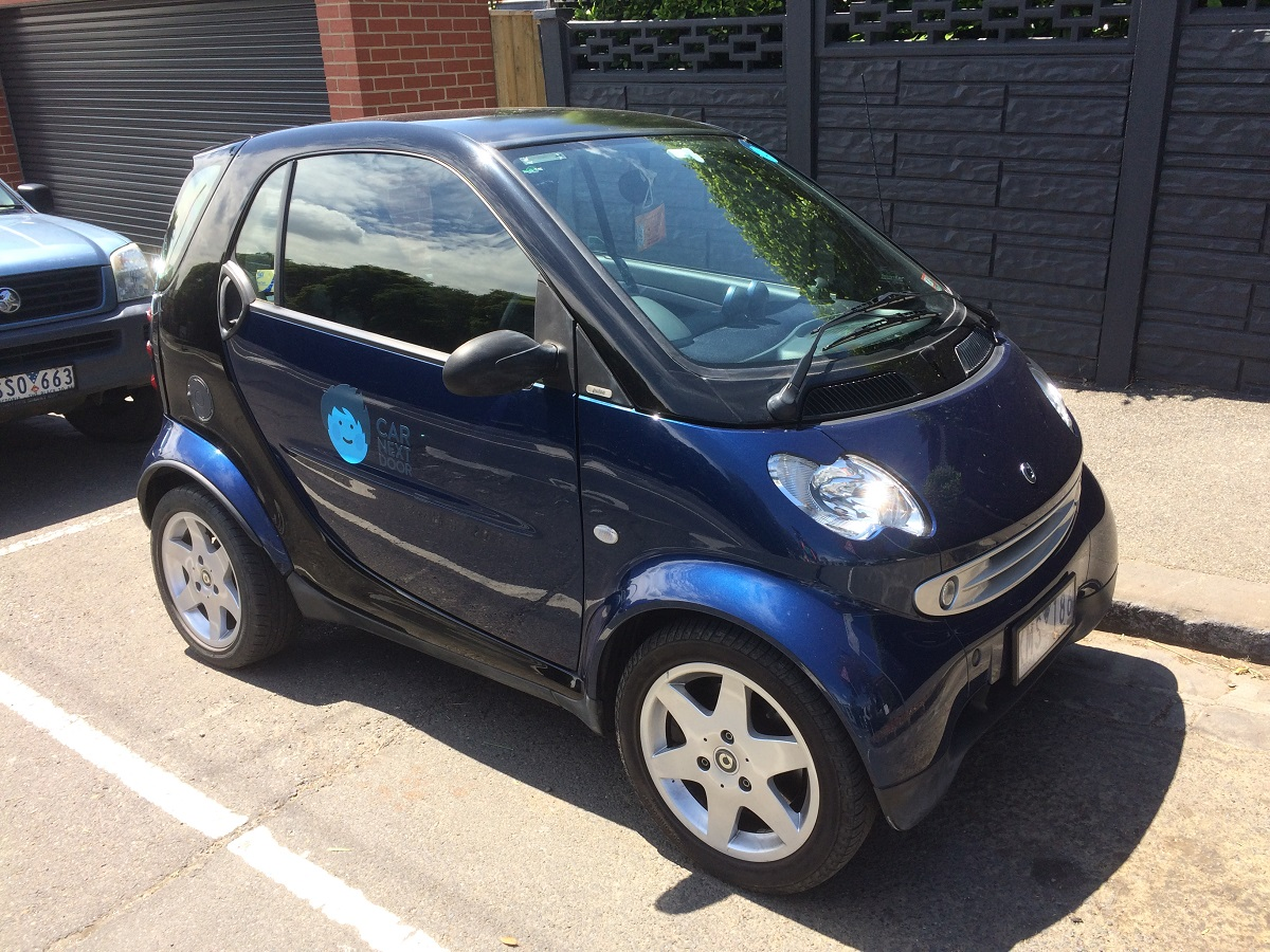 Picture of Gary's 2006 Smart Car Coupe 3