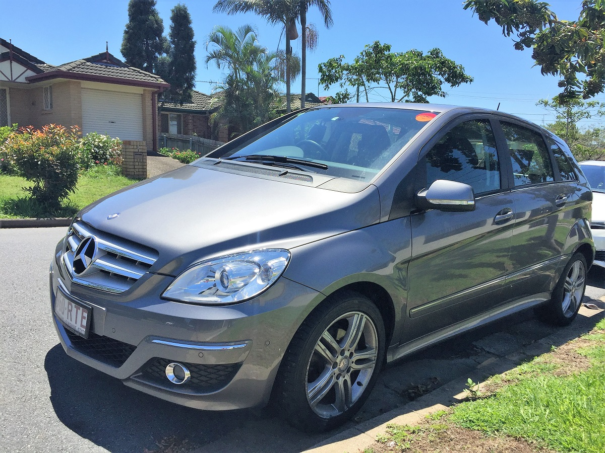 Picture of Ka Chiu's 2010 Mercedes-Benz B180