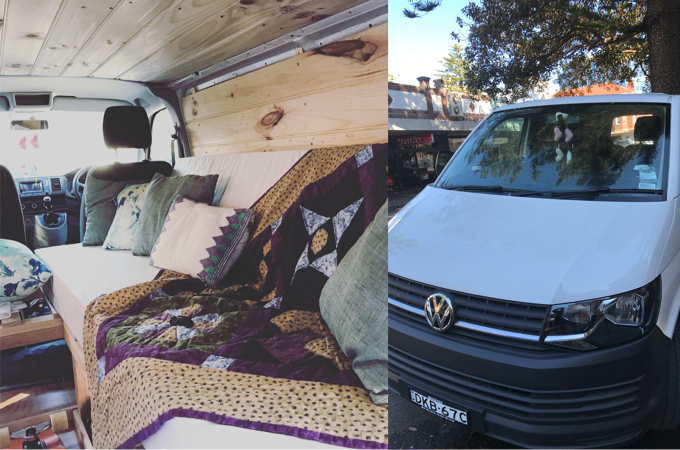 Picture of Emily's 2016 Volkswagen Transporter