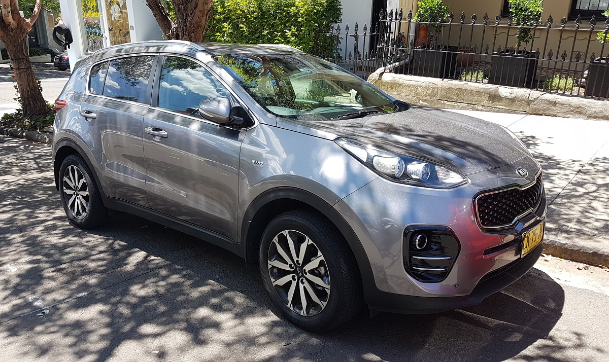 Picture of Domanique's 2016 Kia Sportage