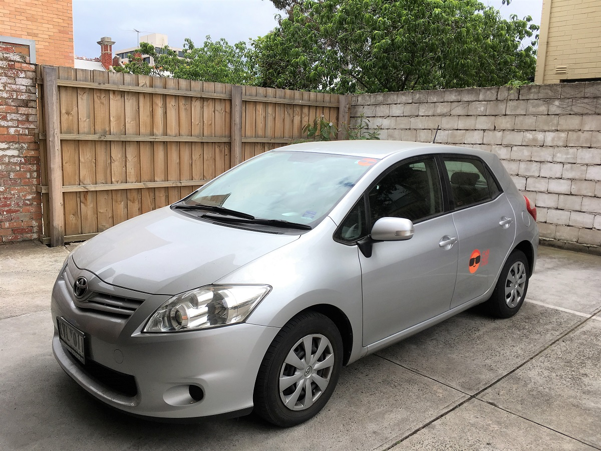 Picture of Campbell's 2010 Toyota Corolla