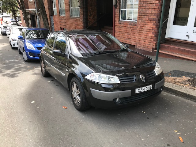 Picture of Ashleigh's 2005 Renault X84
