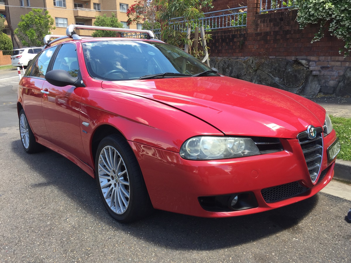 Picture of Victor's 2005 Alfa Romeo 156 2.0JTS