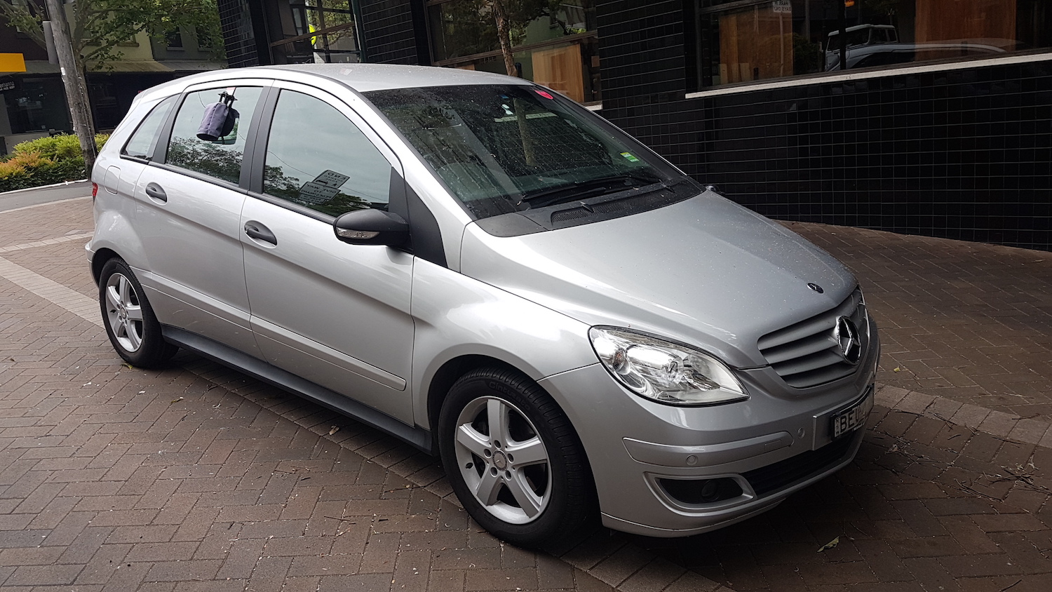 Picture of Peter's 2008 Mercedes B200 w245 my08 hatchback