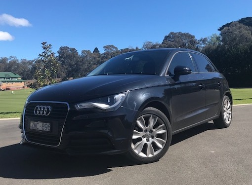 Picture of Karl's 2013 Audi A1 Attraction Sportback