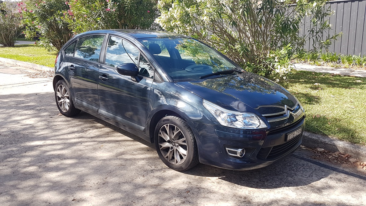 Picture of Brett's 2010 Citroen C4
