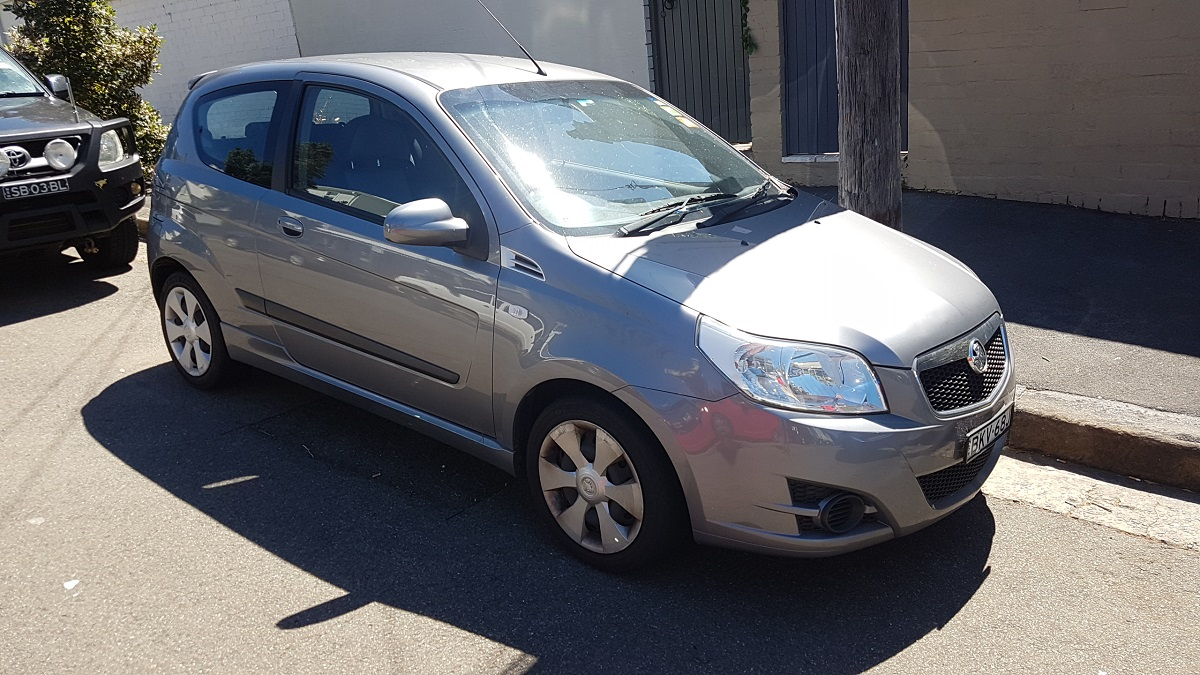 Picture of Emilien's 2009 Holden Barina