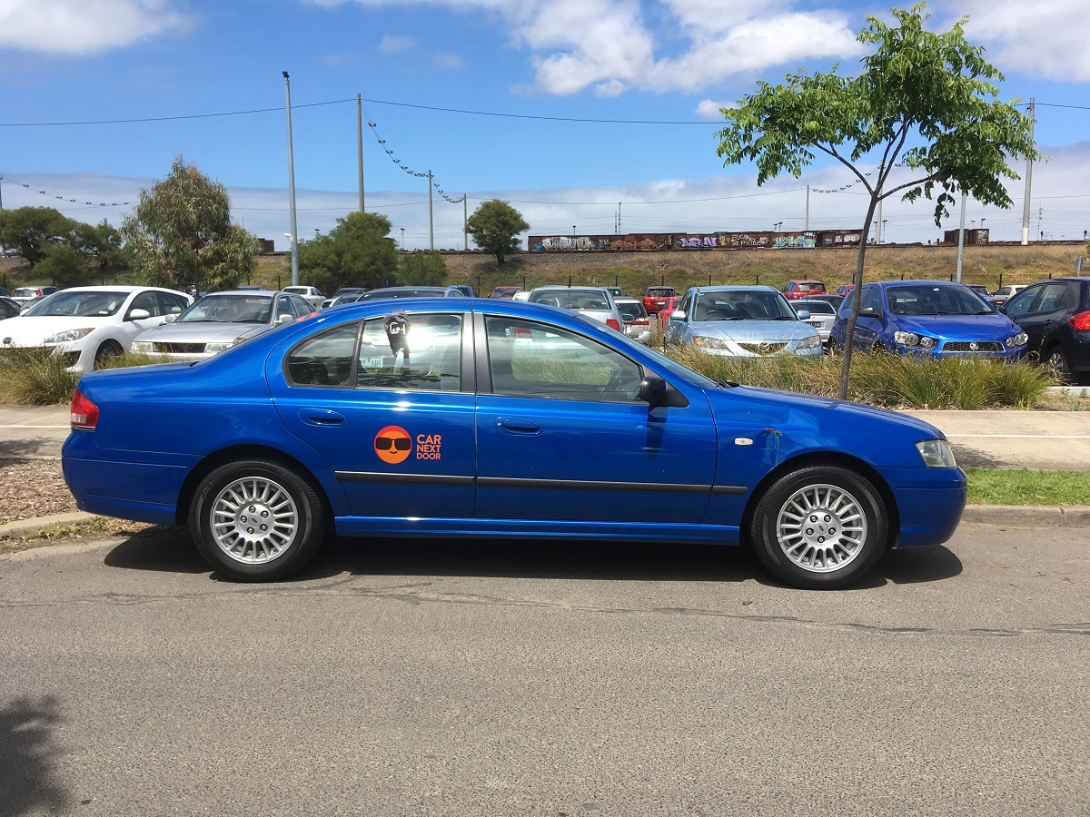 Picture of Daniel's 2005 Ford Falcon