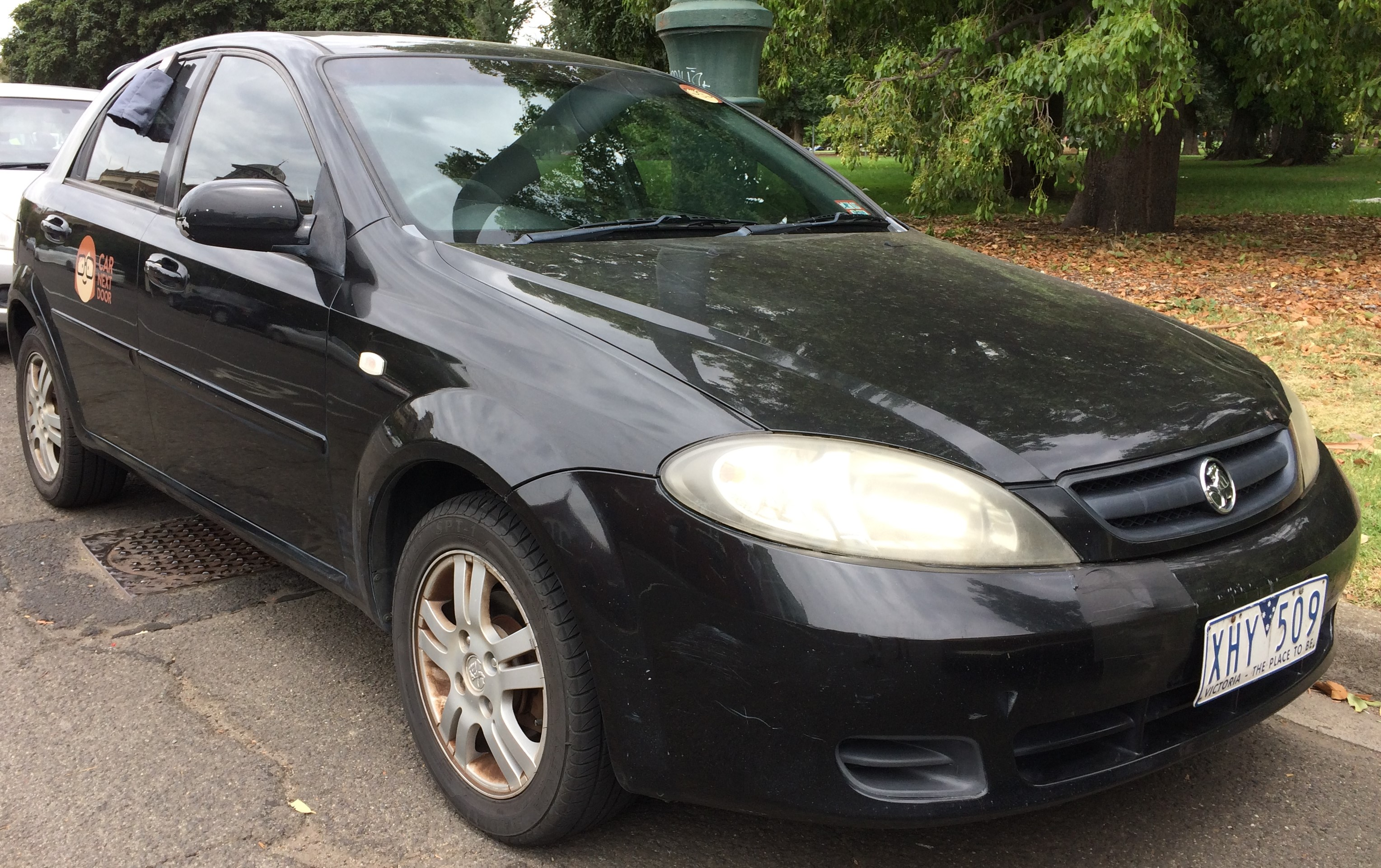 Picture of Daniel's 2005 Holden Viva