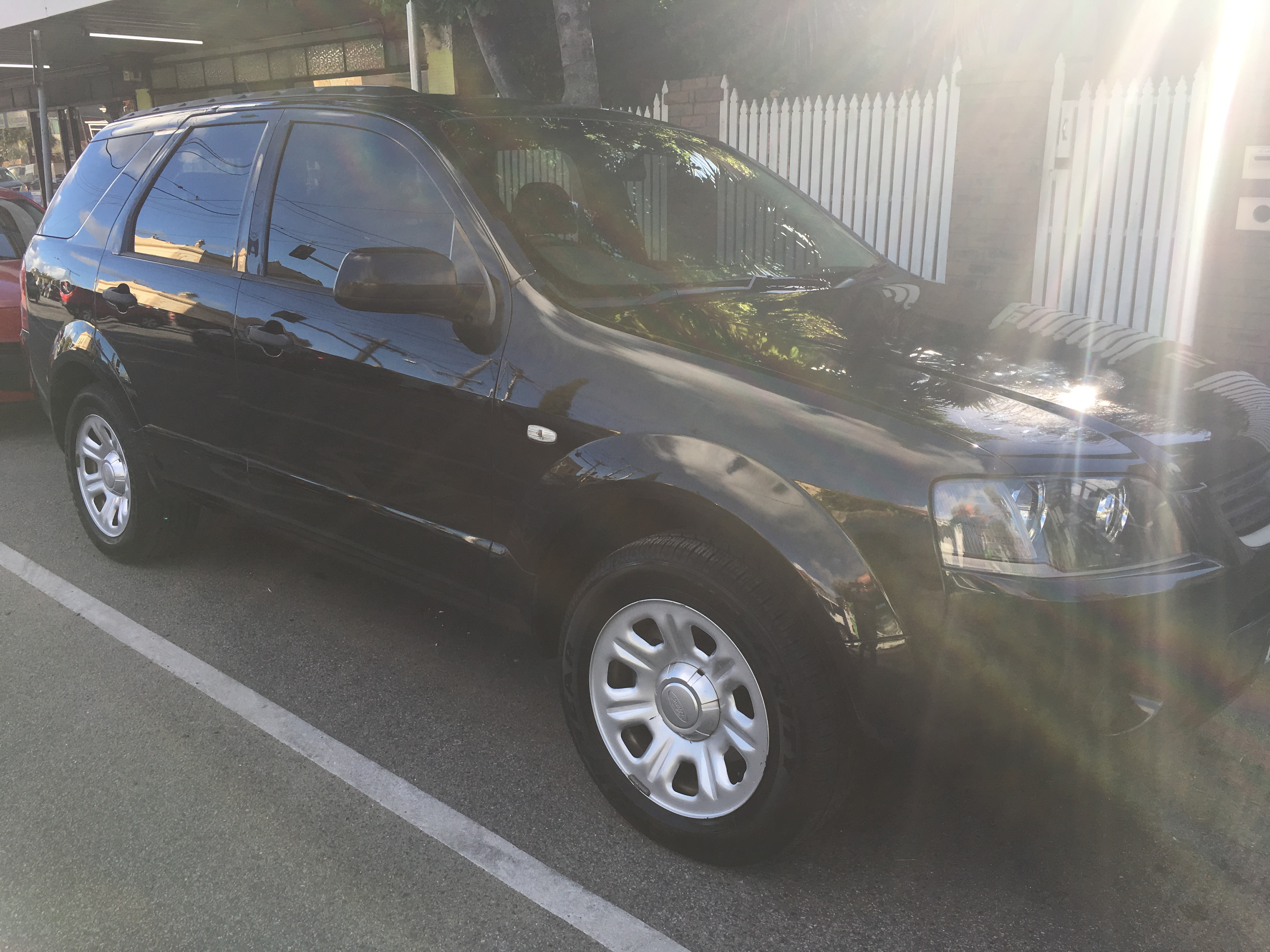 Picture of Gary's 2009 Ford Territory 7 Seater