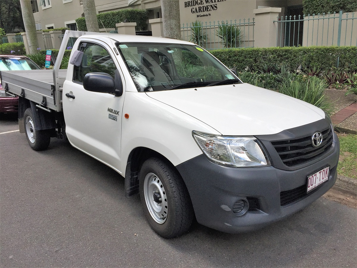 Picture of Ariano's 2013 Toyota Hilux