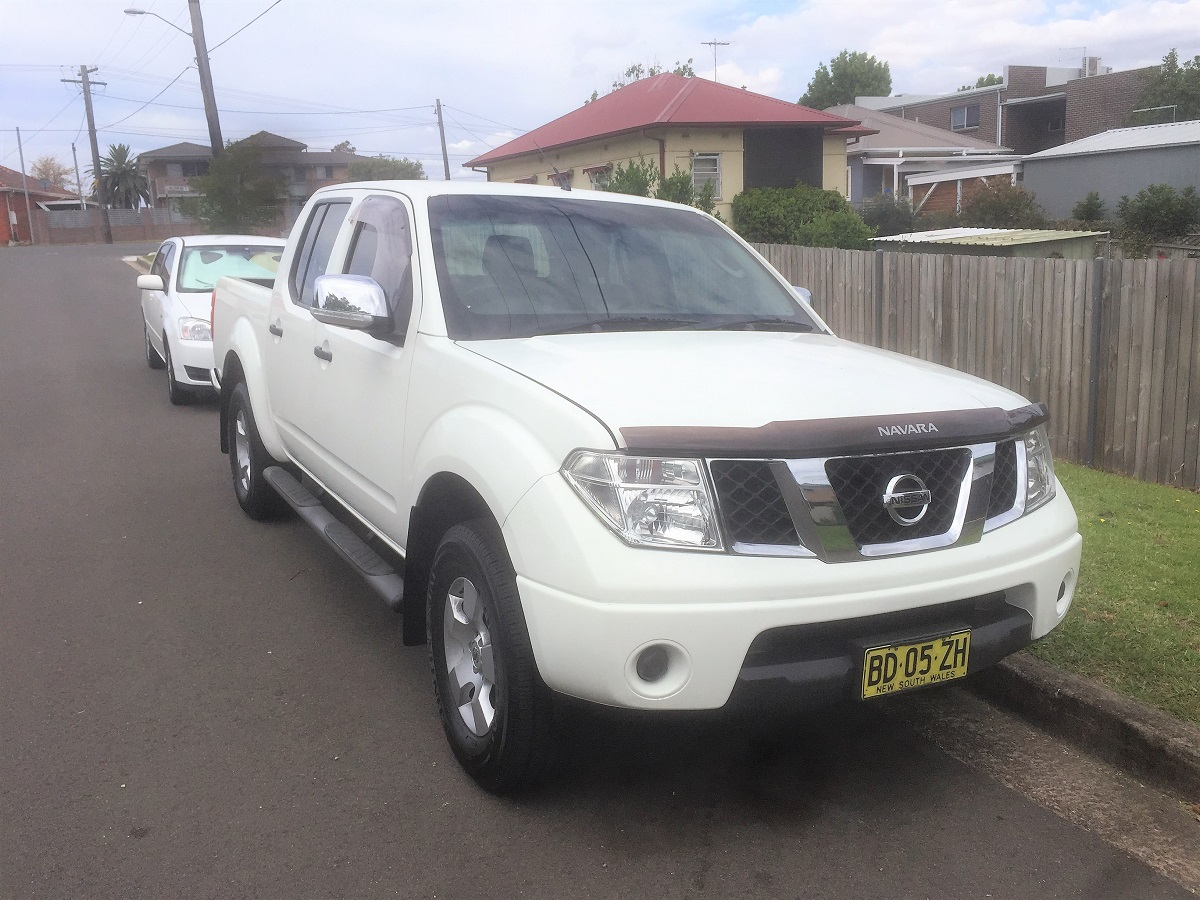 Picture of George's 2009 Nissan Navara