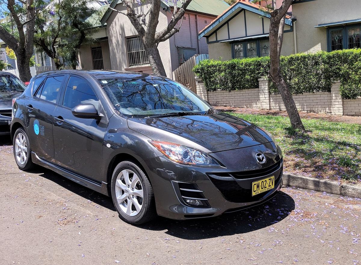 Picture of Rafael's 2009 Mazda 3 Sport