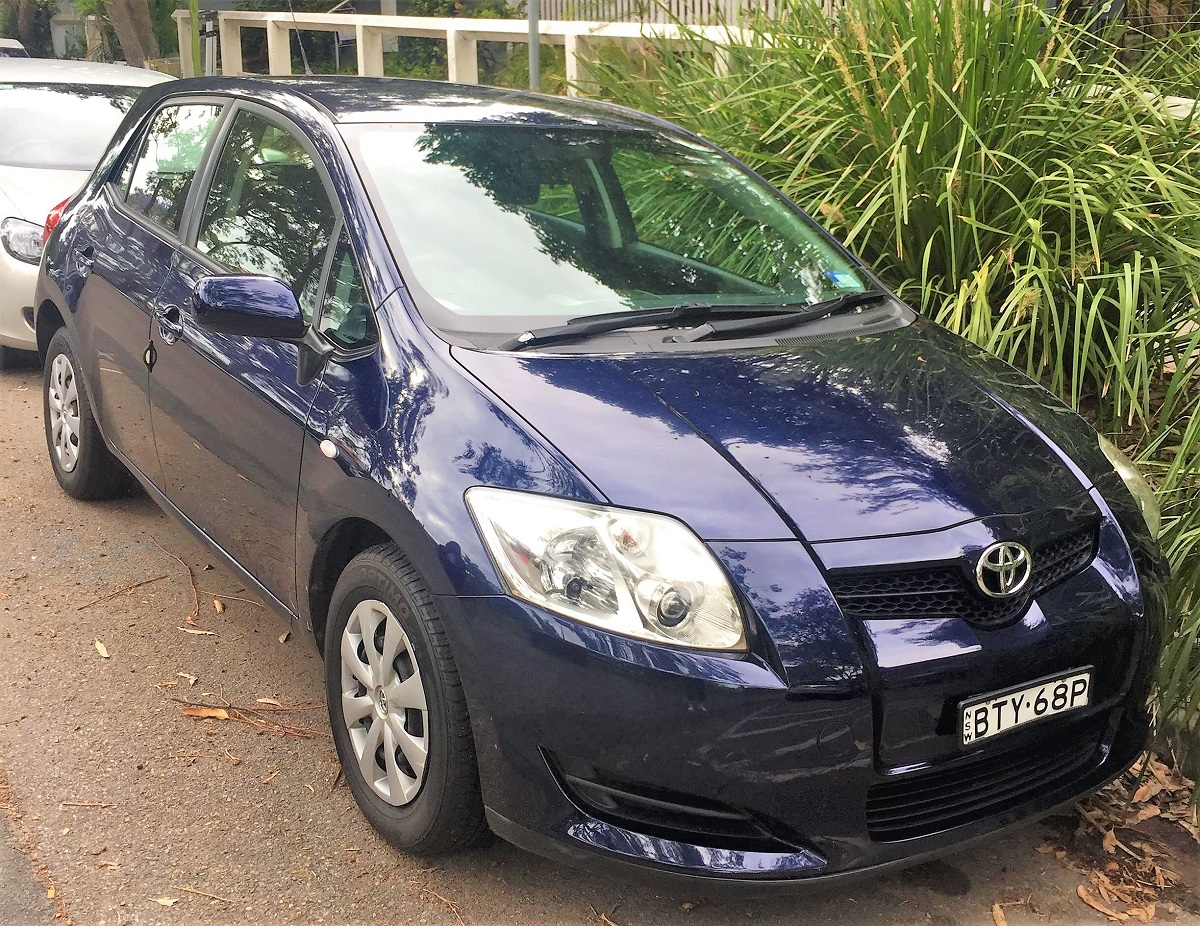 Picture of Sophie's 2009 Toyota Corolla