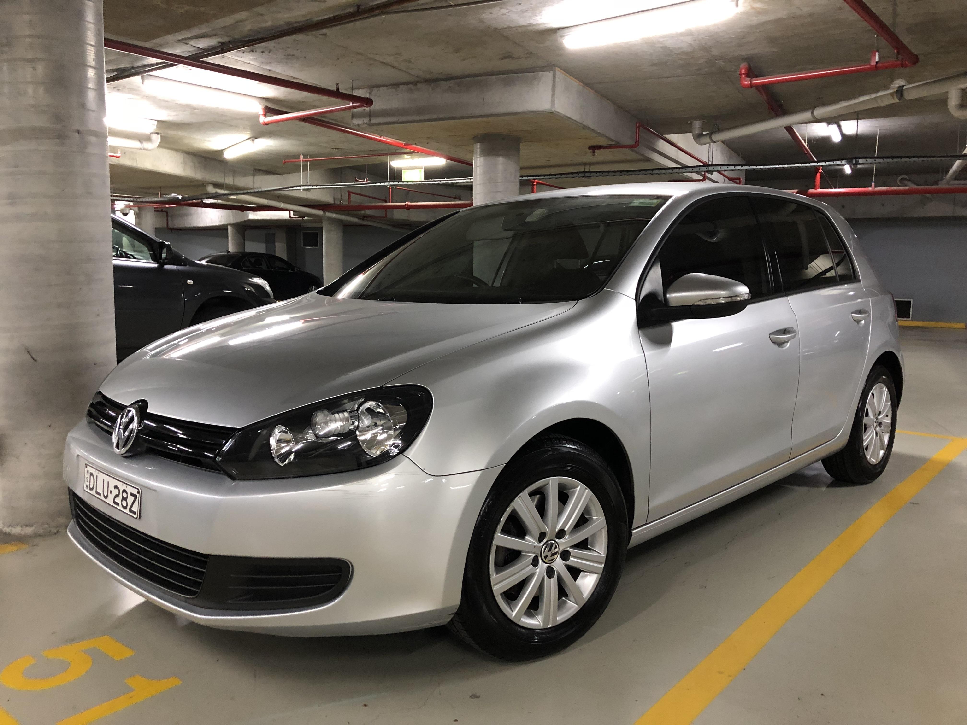 Picture of Eliza's 2012 Volkswagen Golf