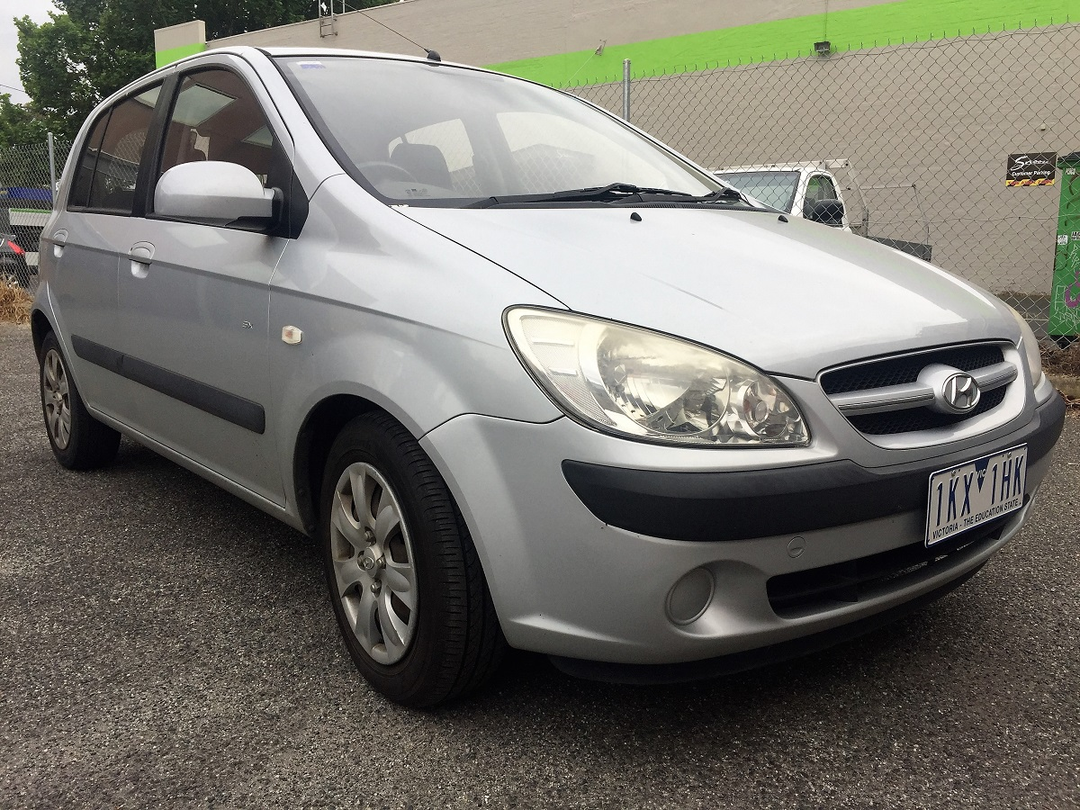 Picture of Tara's 2008 Hyundai Getz