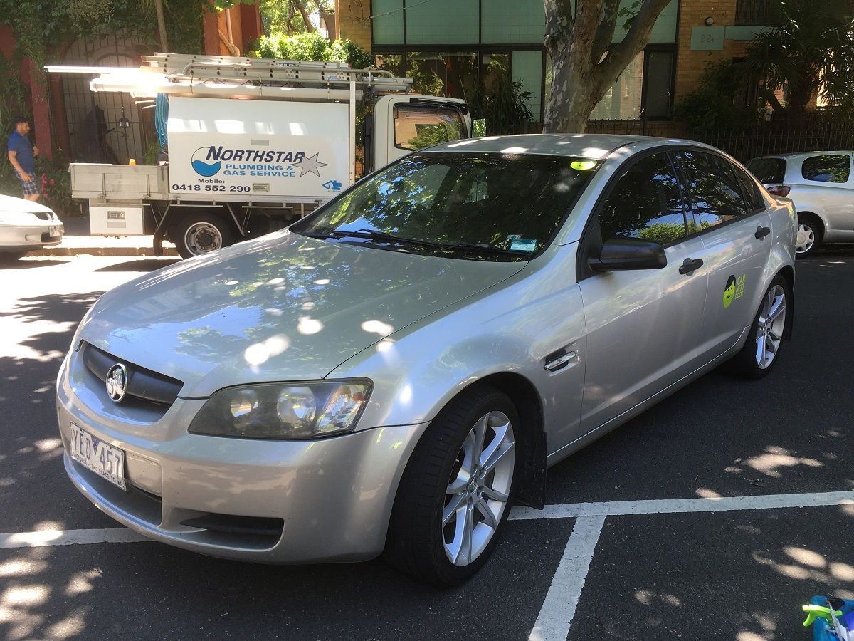 Picture of Shannon's 2007 Holden Commodore